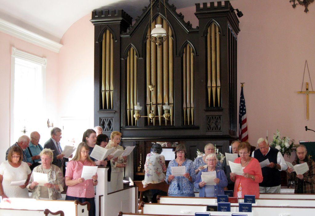 About – First Congregational Church